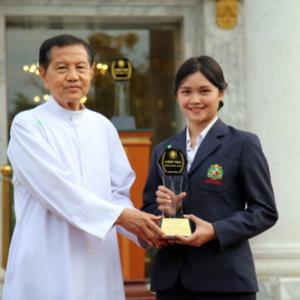 Nursing Students Granted Top Non-Smoking Award