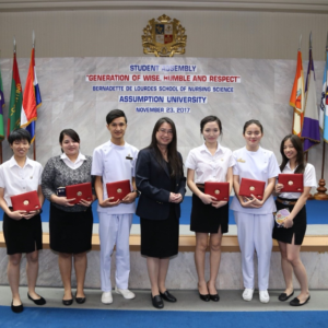 Nursing Student Assembly