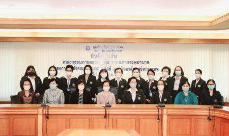 First Visit From TNMC at North Bangkok University