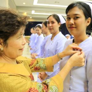 Nursing Convocation for Nursing Graduates Class of 2019